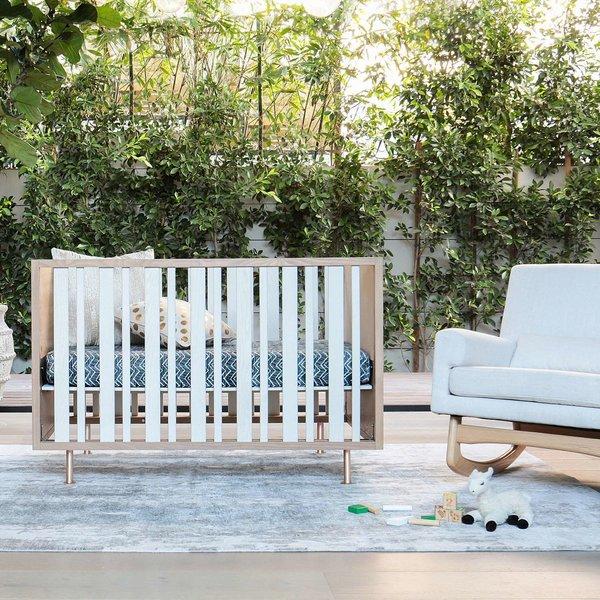 Novella Convertible Crib from Nursery Works