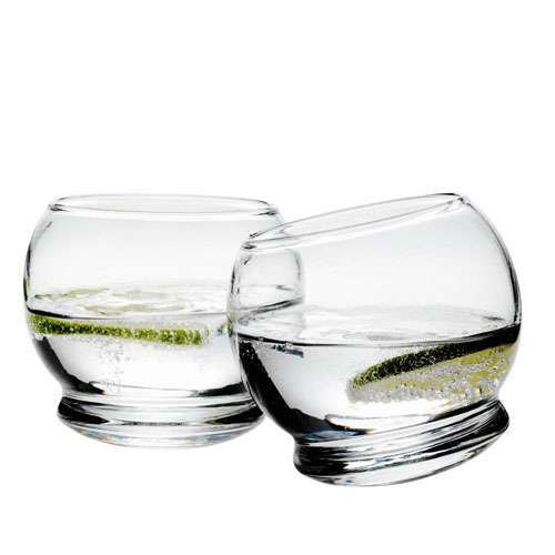 Rocking Glass Set of 4 from Normann Copenhagen