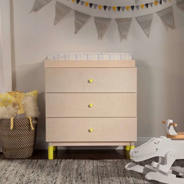 Gelato 3 Drawer Changer Dresser from Babyletto