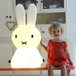 Miffy XL Lamp from Mr Maria