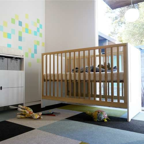 Oliv Crib from Spot On Square