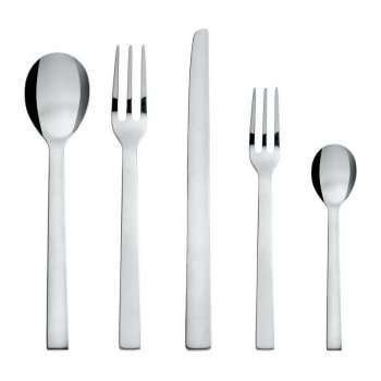 DC05S5 - Santiago 5-piece Cutlery Set from Alessi