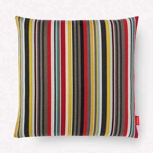 Maharam Ottoman Stripe Pillow