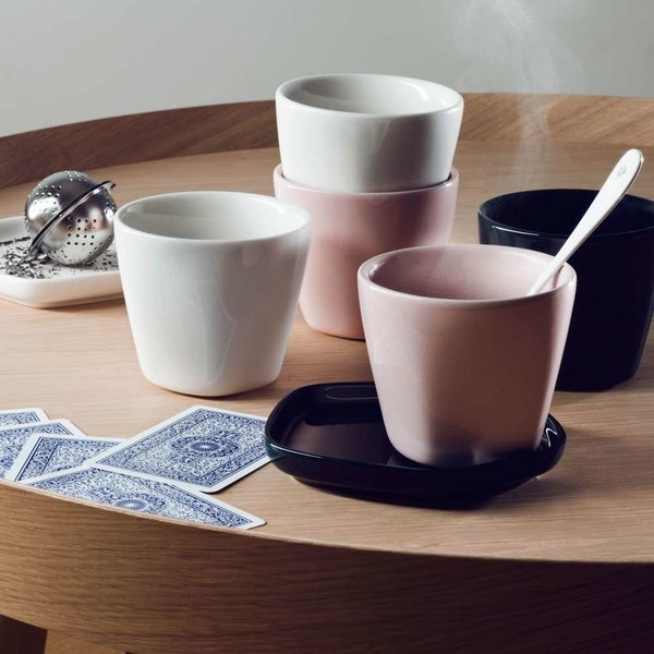 Iittala X Issey Miyake Ceramic Cup, Pink from Iittala X Issey Miyake