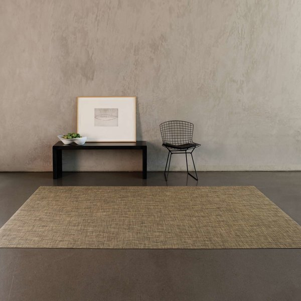 Basketweave Floormat from Chilewich