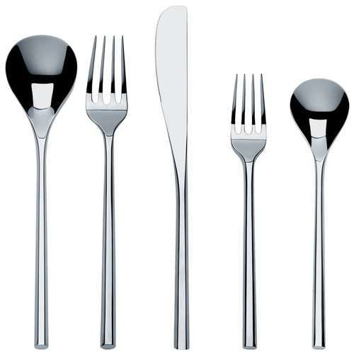 TI04S5 MU Cutlery Set, 5 Piece from Alessi