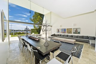 Coastal Contemporary:  10 Modern Seaside Homes - Photo 1 of 10 - Architectural Masterpiece on Sydney Harbor: Prestigiously located on Australia's most prized penninsula, this architectural masterpiece is the perfect home for the modern boating enthusiast. A deep-water jetty, boat ramp, boatshed, and inviting year-round indoor-outdoor entertaining spaces showcase the beauty of Sydney Harbor. Presented by Sydney Sotheby's International Realty.