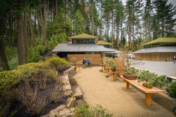 Genial Take A Tour Of Kengo Kumau0027s Expansion Of The Portland Japanese Garden