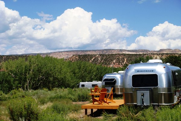 Photo 7 of 8 in 7 Vintage-Inspired Trailer Parks, Airstreams and All