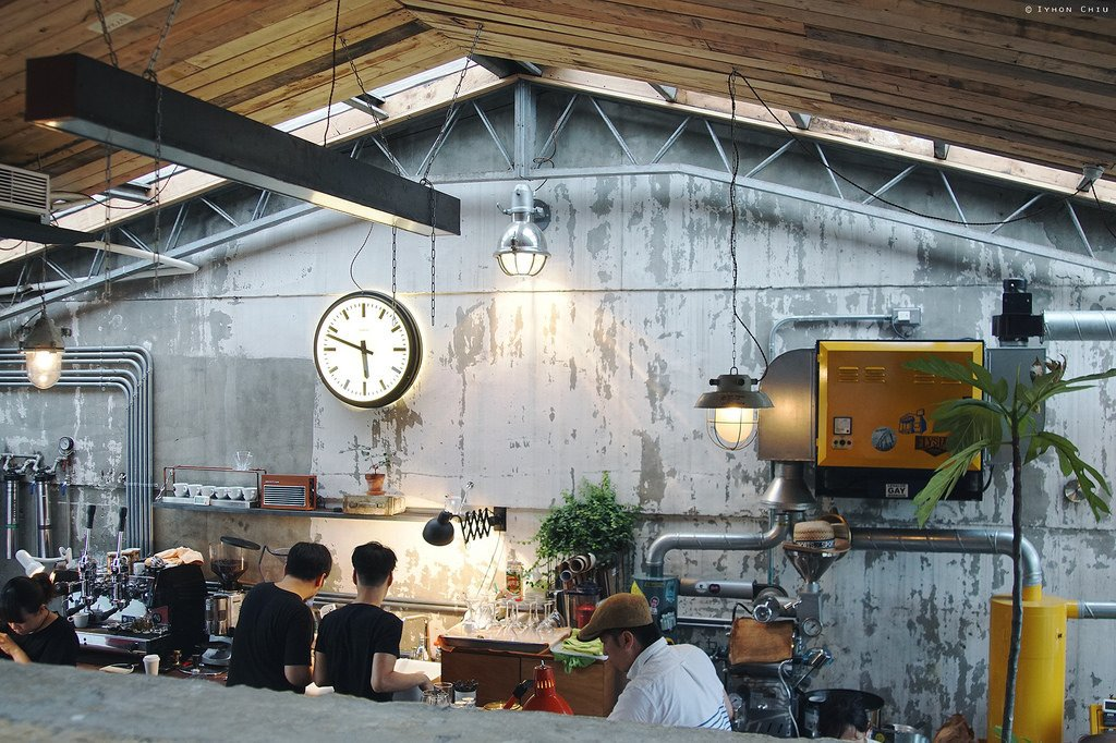 Taipei's coffee culture rivals that of the Pacific Northwest. At Ruins a