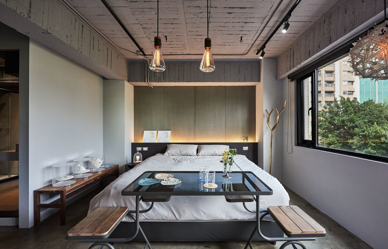 Located in-between two eclectic neighborhoods, Play Design Hotel also provides guest with a guide to all the local design hotspots.  Photo 2 of 10 in 7 Community-Focused Maker Hotels Around the World