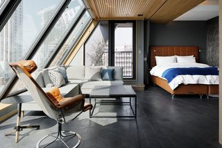 7 Community-Focused Maker Hotels Around the World - Photo 5 of 9 - Rooms range from singles to luxurious penthouses.