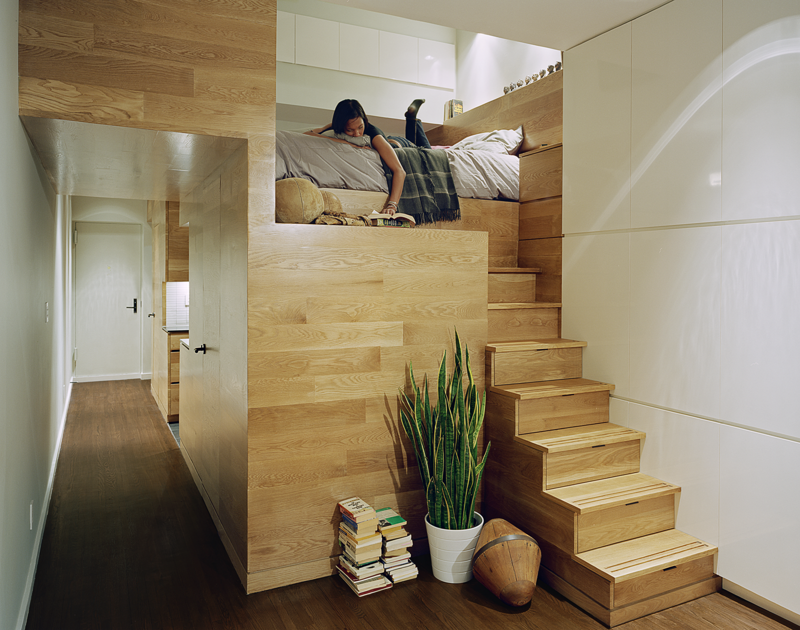 East Village Studio, Jordan Parnass p26-29  Photo 12 of 16 in Gestalten's New Book Shows How to Transform Small Spaces Into Design Marvels