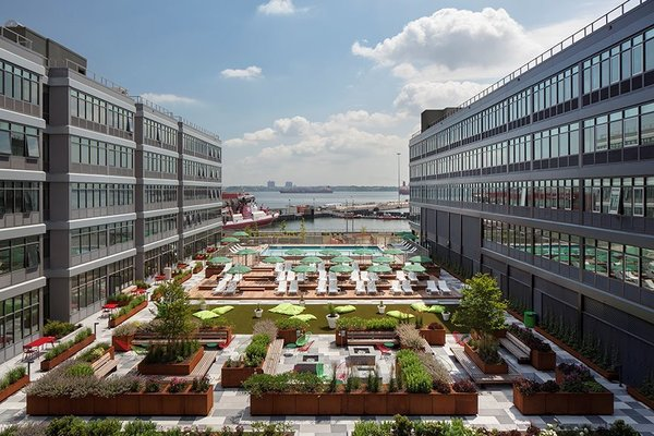 3 New York City Residential Projects That Feature DIY Urban Gardens - Photo 4 of 7 - Urby, a development in Staten Island, offers its residents ample outdoor space.