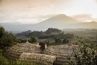 Take an Eco-Escape to a Spherical Forest Villa in an Eroded Volcanic Cone in Rwanda - Photo 10 of 10 - The incredible surrounding countryside