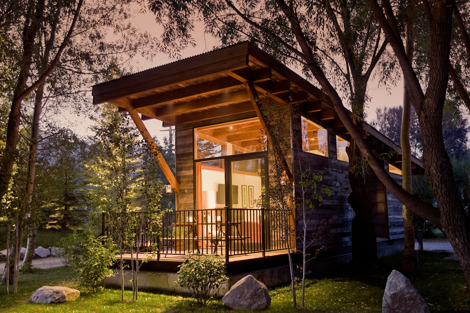 The Wedge tiny home model  Photo 3 of 10 in These Customizable Modular Homes Can Make Your Tiny House Dreams Come True
