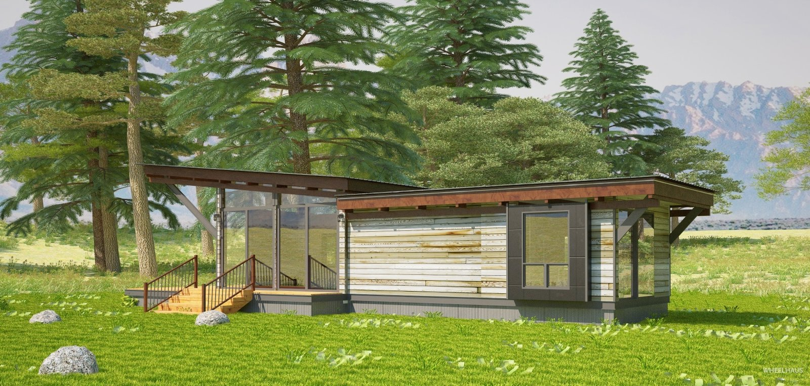 The Lookout  Photo 8 of 10 in These Customizable Modular Homes Can Make Your Tiny House Dreams Come True