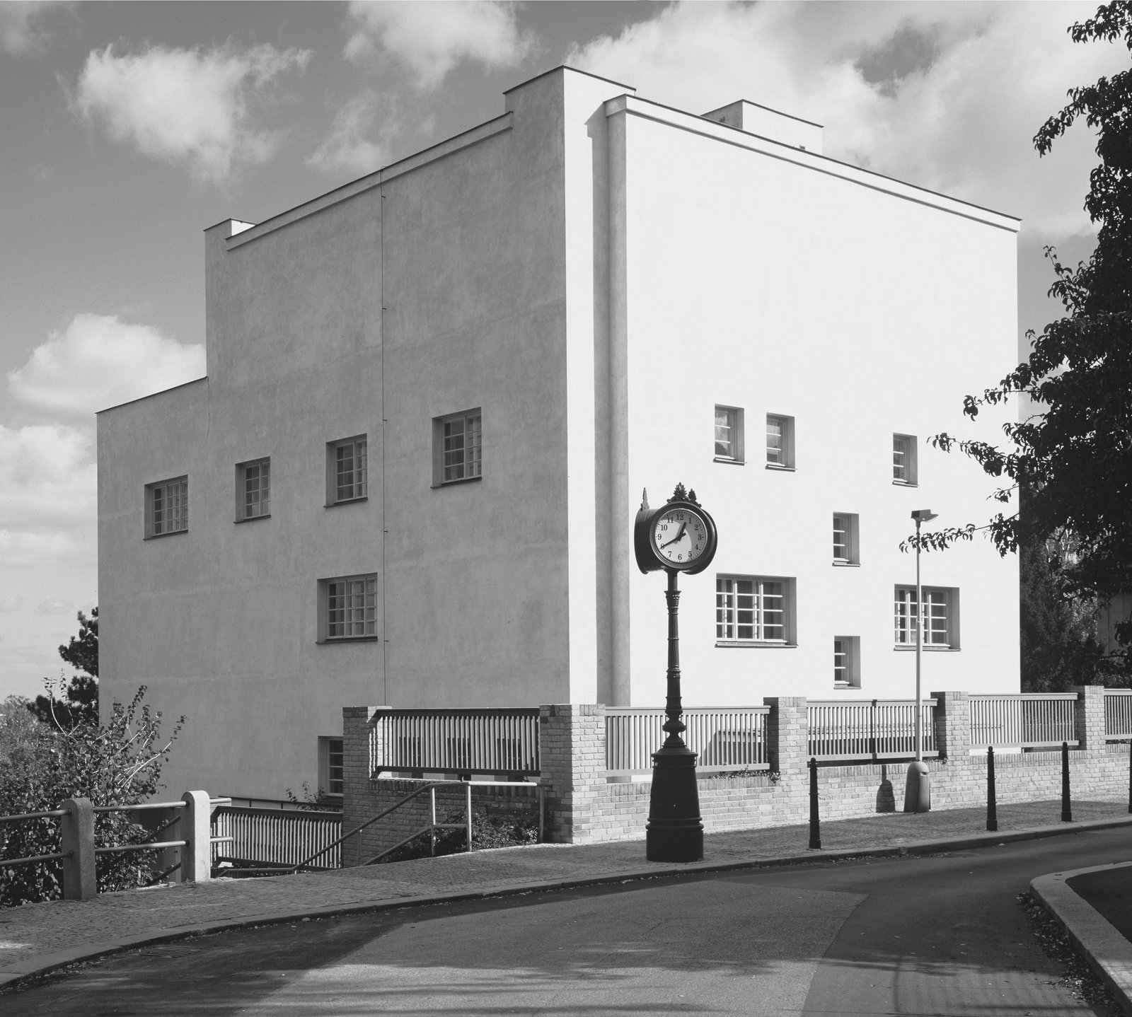 Adolf Loos: Villa Müller in Prague, Czech Republic, 1930  Photo 3 of 11 in Dive Into a Visually Stunning Book That Celebrates Modernist Architecture and its Evolution