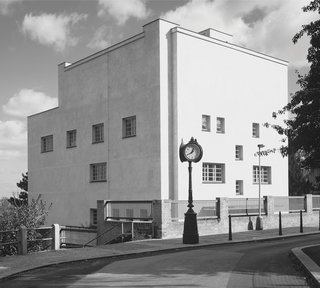 Dive Into a Visually Stunning Book That Celebrates Modernist Architecture and its Evolution - Photo 2 of 10 - Adolf Loos: Villa Müller in Prague, Czech Republic, 1930