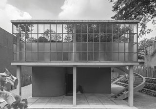 Dive Into a Visually Stunning Book That Celebrates Modernist Architecture and its Evolution - Photo 6 of 10 - Juan O'Gorman: Casa O'Gorman in Mexico City, Mexico, 1929