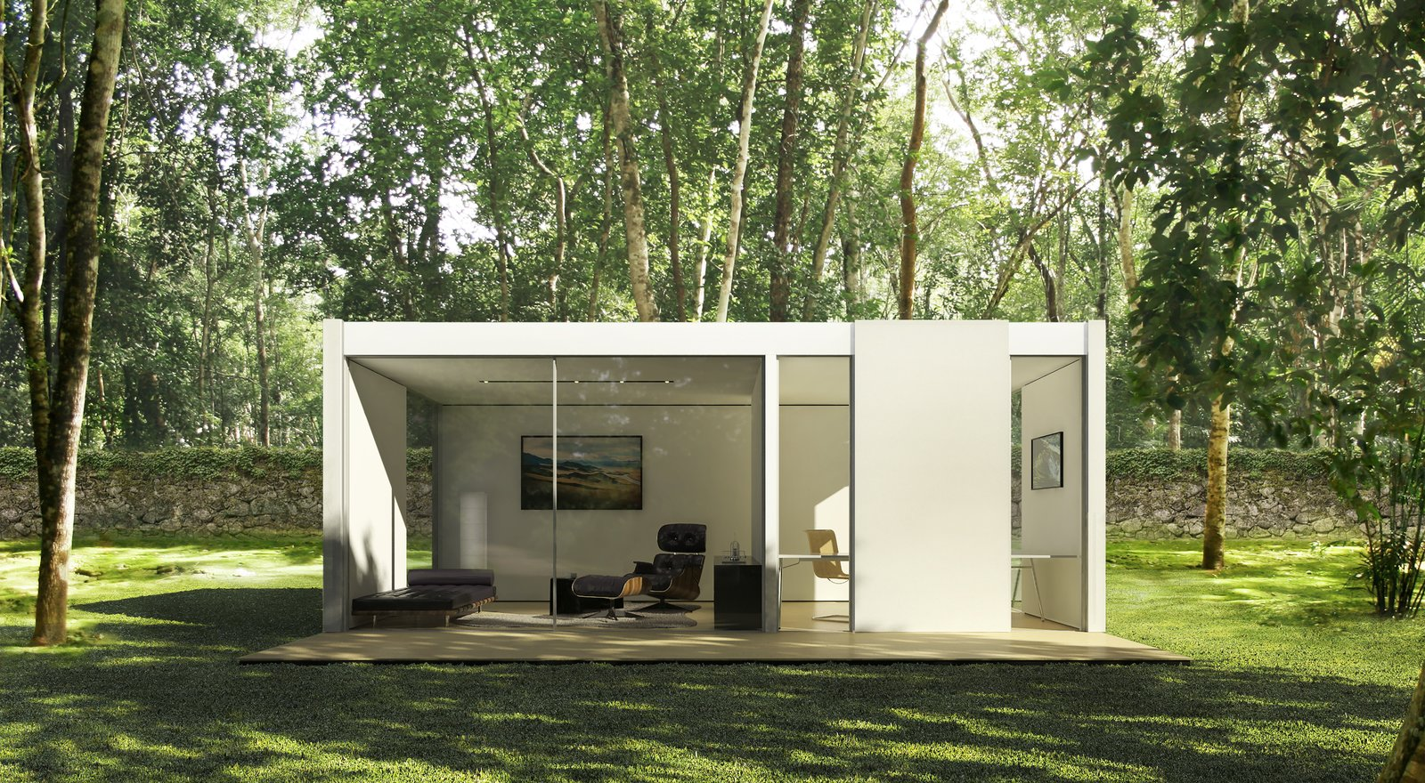 The l a prefab company that s aiming to make good design for Dwell prefab homes cost