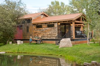 Test Out Tiny House Living at One of These Nature-Immersed Cabin Resorts - Photo 1 of 14 - Caboose Cabin
