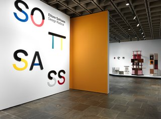 An Exhibit on Italian Designer Ettore Sottsass Highlights His Colorful Work and Rebellious Ways - Photo 7 of 15 -