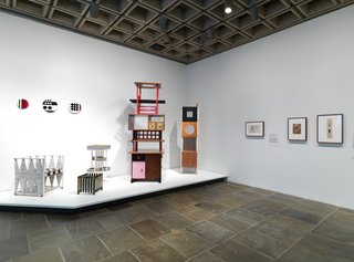 An Exhibit on Italian Designer Ettore Sottsass Highlights His Colorful Work and Rebellious Ways - Photo 8 of 15 -