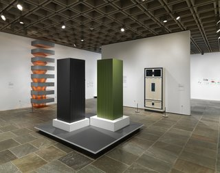 An Exhibit on Italian Designer Ettore Sottsass Highlights His Colorful Work and Rebellious Ways - Photo 9 of 15 -