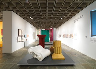 An Exhibit on Italian Designer Ettore Sottsass Highlights His Colorful Work and Rebellious Ways - Photo 10 of 15 -