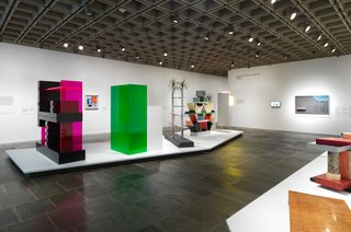 An Exhibit on Italian Designer Ettore Sottsass Highlights His Colorful Work and Rebellious Ways - Photo 13 of 15 -