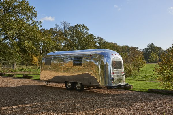"""The """"tiny home trend"""" is now in full force and Airstreams have attracted a cult following."""