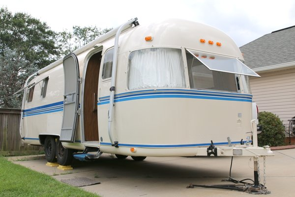 Nearly 70 percent of all the Airstreams ever built are still on the road today.
