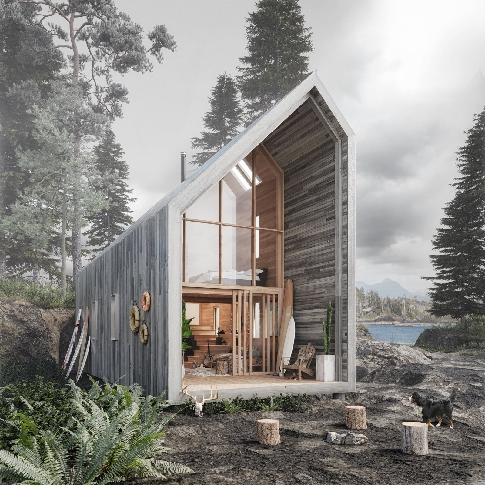100 brilliant homes inc the smart bots are coming and this