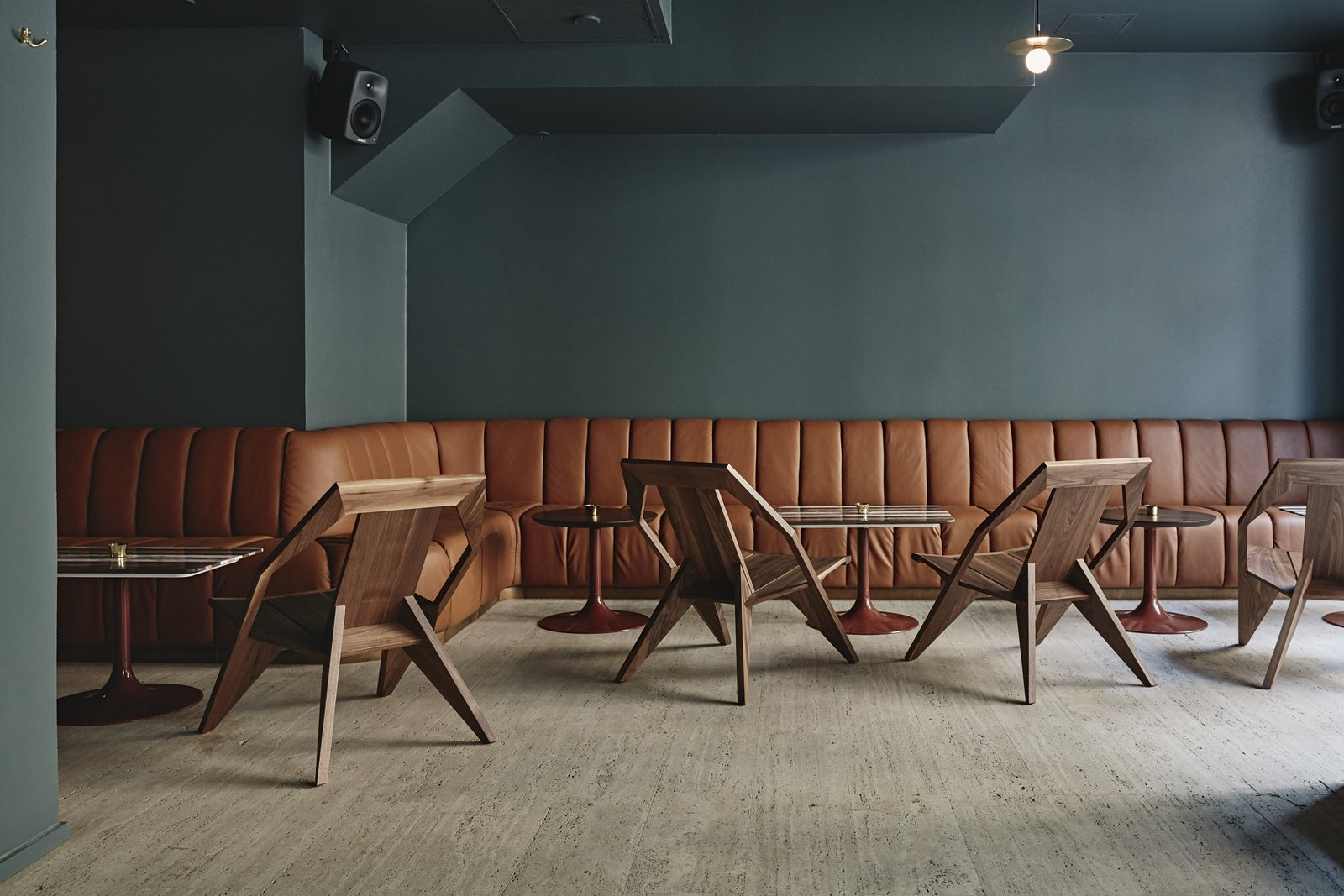 A New Bar In Helsinki Channels A Retro Soundtrack And A