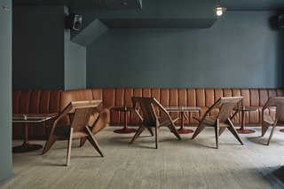 A New Bar in Helsinki Channels a Retro Soundtrack and a Midcentury Milanese Hotel Lounge - Photo 9 of 9 -