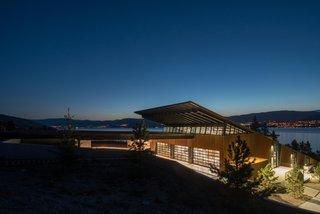 6 Modern Wineries on the West Coast With Beautiful Architecture - Photo 16 of 17 - The winery is a testament to proprietor Anthony von Mandl's commitment to the local Okanagan region.