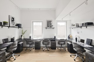 A Peek Inside a New Beautiful Co-Working Space For Creatives in Brooklyn - Photo 2 of 11 -