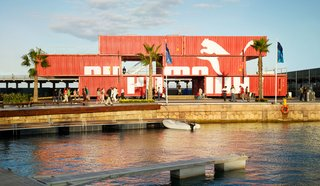 5 Best Retailers in Upcycled Shipping Containers - Photo 10 of 15 - Photography:	Danny Bright