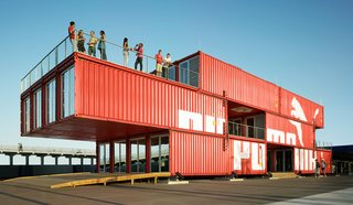 5 Best Retailers in Upcycled Shipping Containers - Photo 11 of 15 - Photography:	Danny Bright