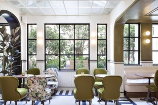 Tour a Charming Parisian Hotel That Just Got an Amazing Makeover - Photo 13 of 18 -