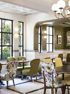 Tour a Charming Parisian Hotel That Just Got an Amazing Makeover - Photo 14 of 18 -