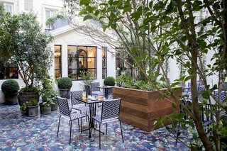 Tour a Charming Parisian Hotel That Just Got an Amazing Makeover - Photo 16 of 18 -