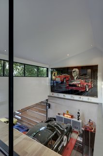 This Austin Home Was Designed to Showcase a Vintage Car Collection - Photo 8 of 20 -