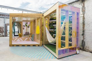 This New Urban Cabin May Be Our Best Solution for City Living - Photo 7 of 7 - The Urban Cabin examines life on a small footprint and looks at what the future could hold for city dwellers.