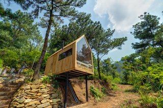 This Minimalist Cabin in Vietnam Is the Perfect Forest Escape - Photo 1 of 14 -