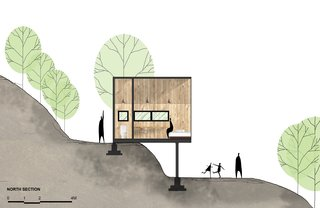 This Minimalist Cabin in Vietnam Is the Perfect Forest Escape - Photo 11 of 14 -
