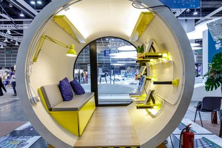 These Tiny, Modular Homes Are Made of Concrete Water Pipes - Photo 1 of 15 -