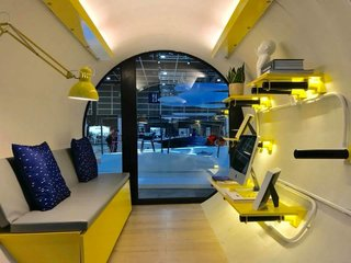 These Tiny, Modular Homes Are Made of Concrete Water Pipes - Photo 4 of 15 -