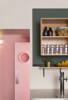 Fun, Cheeky Interiors Give This Middle Eastern Eatery a Modern Edge - Photo 1 of 14 -